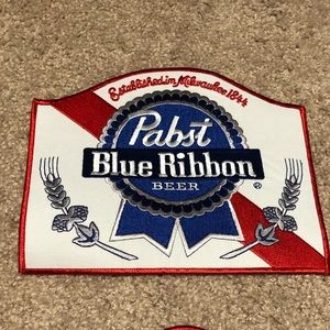 Other - Huge brand new PBR back patch!